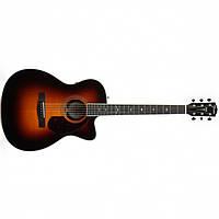 Электроакустическая гитара Fender PM-3 Deluxe 000 (VS)