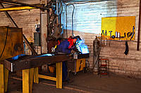 Сварка металлоконструкций любой сложности под заказ