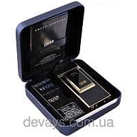 Электроимпульсовая USB зажигалка Tiger №4336,зажигалки, без огня. с аккумулятором, без пламени, подарочная