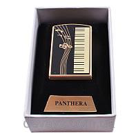 USB Зажигалка Pantera музыка, (6 рисунков) №4350,зажигалки, без огня. с аккумулятором, без пламени, подарочная