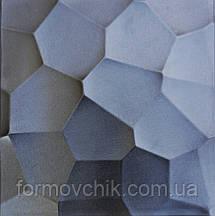 "Форма из АБС пластика для гипсовой плитки ""Шелл"", фото 3"