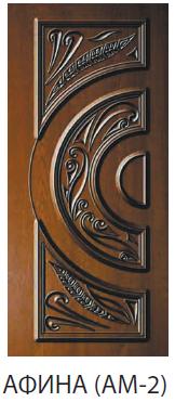 """Входная дверь """"Портала"""" (серия Премиум) модель Афина ( АМ-2 )"""