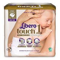 Подгузники Libero Touch Размер 1 (2-5 кг) 22 шт 7792-01 ТМ: Libero