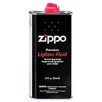 Очищенный бензин Zippo (355 мл) Купить. Для курильщика. Подарок
