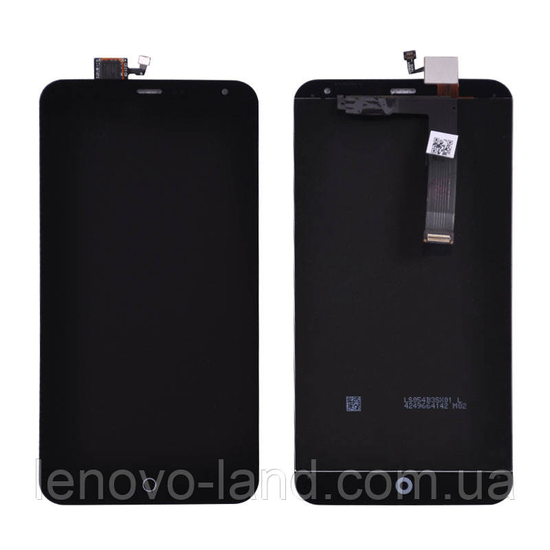 LCD модуль для Meizu MX4 Black/white Original (сенсор+дисплей)
