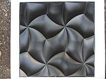"""Форма для изготовления 3д плитки из гипса """"Лепестки"""", фото 2"""