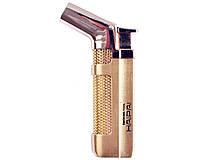 Зажигалка газовая боковая HAIPAI (турбо пламя) №4746-3.  Газ в подарок