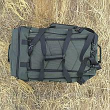 Рюкзак походный, 70*37*27 см, цвет хаки