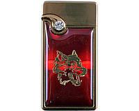 Зажигалка карманная рисунок 3D (4вида) (турбо пламя) №4140. Газовая зажигалка + газ в подарок.
