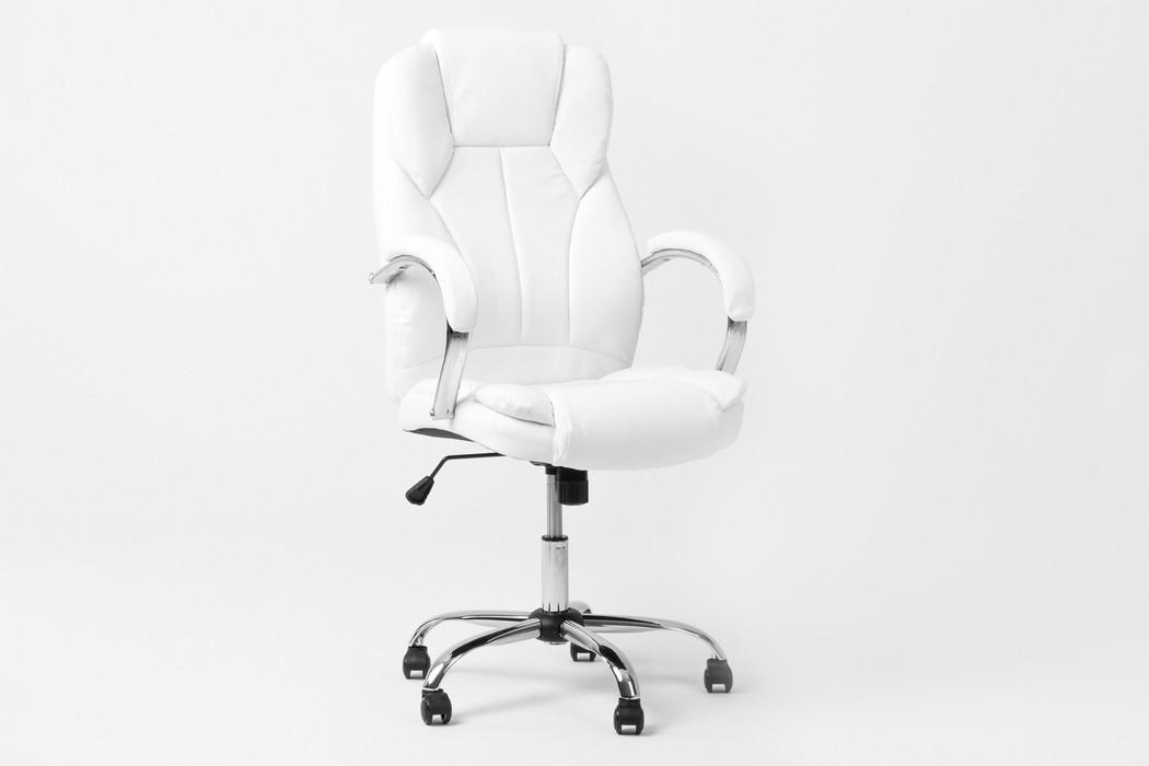 Офисный стул Elegance white