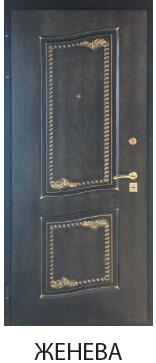"""Входная дверь """"Портала"""" (серия Премиум) модель Женева"""