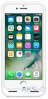 Чехол Apple Smart Battery Case iPhone 7 White (MN012)
