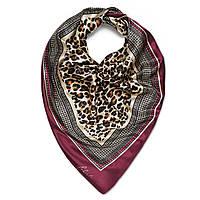 Атласный шарфик, 90*90 см / Satin scarf, 90*90 cm