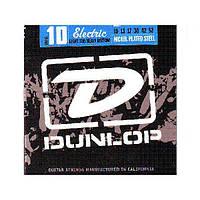 Струны для электрогитары Dunlop DEN1052 6 струн .10-.52 уценка