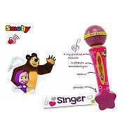 Микрофон детский Маша и медведь Smoby 520100