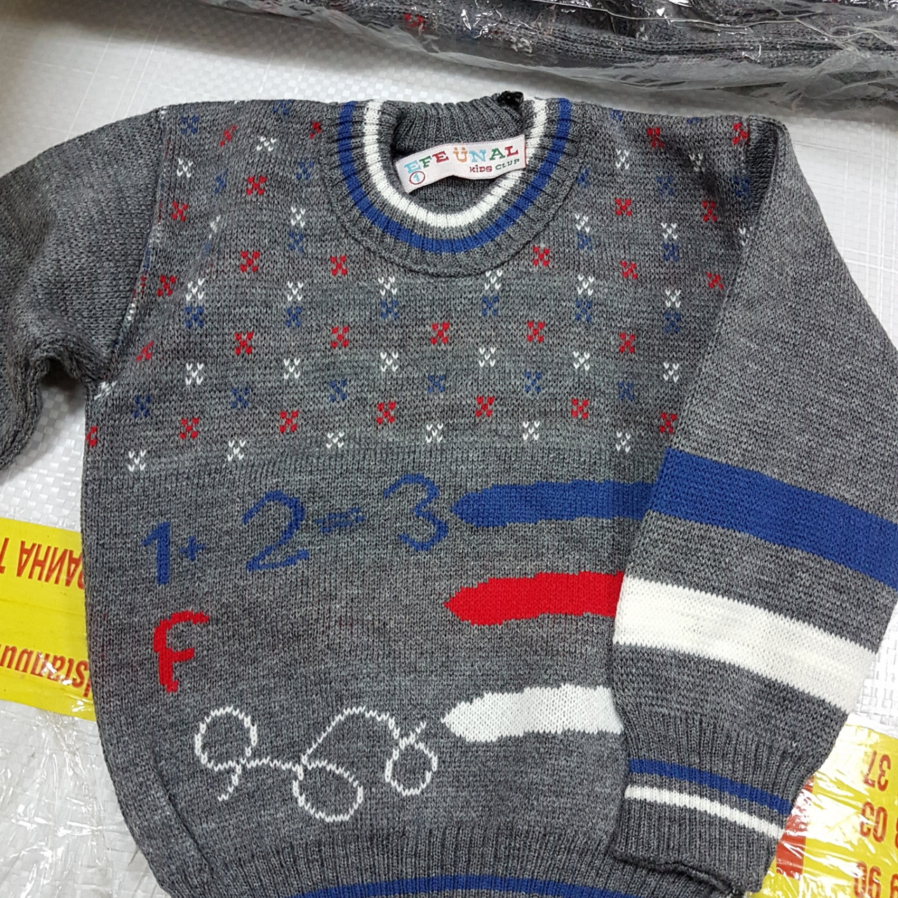 Детские свитера Турция оптом