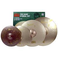 Комплект тарелок Meinl BV-141820SA Benny Greb Cymbal Set-Up