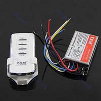 Трехканальный дистанционный выключатель Тип П с батарейкой