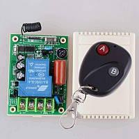 Одно-канальный дистанционный выключатель на 220 Вольт 30А погружного/поливочного насоса, нагревателя