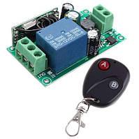 Одно-канальный универсальный дистанционный выключатель на 220 Вольт тип 3  (Без корпуса)