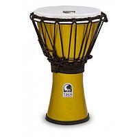 Джембе Toca TF2DJ-7MY Freestyle II Metallic Yellow