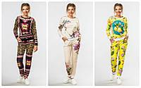 Женский яркий спортивный костюм не дорого от производителя XL(42)-L(48)