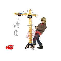 Кран іграшка на дистанційному управлінні 120 см Dickie 3462412