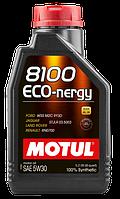 Моторное масло Motul 5W-30 8100 Eco-Nergy 1л
