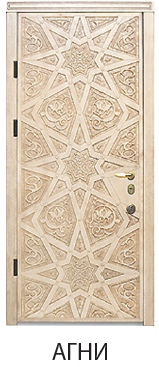"""Входная дверь """"Портала"""" (серия Премиум) модель Агни"""