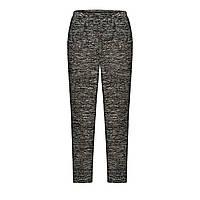 Трикотажные брюки, цвет темно-серый меланж, фото 1