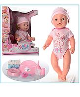 Пупс интерактивный аналог  Baby Born BL009C-S