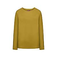 Трикотажная футболка, цвет оливковый, фото 1