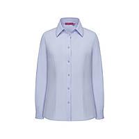Блузка, цвет светло-голубой, фото 1