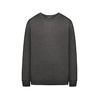 Вязаный джемпер для мужчины, цвет темно-серый меланж, фото 1