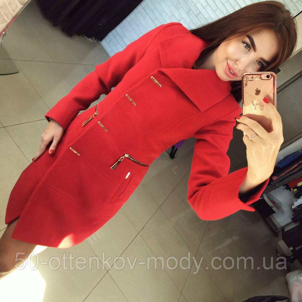 8fe6533493a Женское шикарное кашемировое пальто