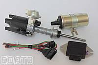 Система зажигания ВАЗ 2121 бесконтактная (аналог 2103) (компл.) (пр-во СОАТЭ)