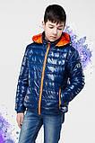 Куртка для мальчика Дени, размеры 116-158,  Украина, фото 2