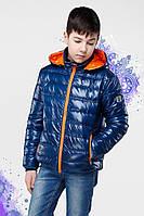 Куртка для мальчика осень, размеры 122 - 152,  Украина
