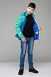 Куртка для мальчика Дени, размеры 116-158,  Украина, фото 5