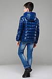 Куртка для мальчика Дени, размеры 116-158,  Украина, фото 6