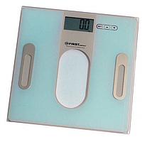 Весы напольные электронные First 8006-2стеклянные (до 150 кг)