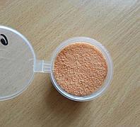 Кварцевый песок 50грамм персик