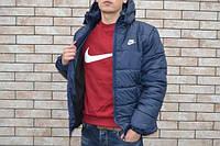 Распродажа! Мужской пуховик куртка зима Nike