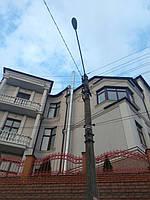 Монтаж дымохода 6