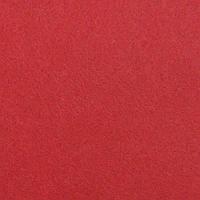 Фетр жесткий, темно-красный, 21*30см (1 лист), фото 1