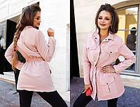 Женская стильная куртка демисезон 01481