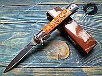 Нож складной 6687 Итальянский Стилет