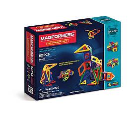 """Магнитный конструктор """"Дизайнер""""62 Magformers Magnetic Designer Set"""