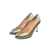 Туфли «Примавера» золотистые, фото 1