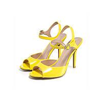 Босоножки «Белла» желтые, фото 1